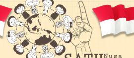 Uniknya Bahasa Indonesia, Dipakai dari Dunia Sampai ke Luar Angkasa