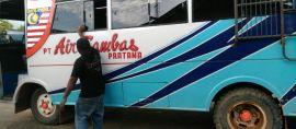"""Air Sambas"", Bus Offroad di Ujung Borneo dengan Romansa Tornado"