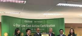 Pertama di Asia, Maskapai Ini Raih Sertifikasi Tertinggi dari Skytrax