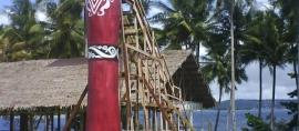Wisata Sejarah di Pulau Mansinam