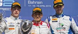 Wow, Rio Haryanto Juara di Bahrain!