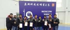 Indonesia Raih 3 Emas di Kejuaraan Wushu Moskow