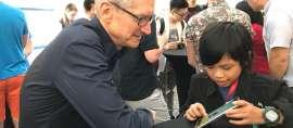 Coder Cilik Berdarah Indonesia Pukau Bos Apple