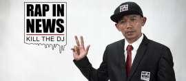 Membawa Berita Bergaya Rap Ala Kill The DJ