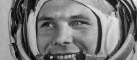 Yuri Gagarin, Holder of Indonesia Mahaputra Medal