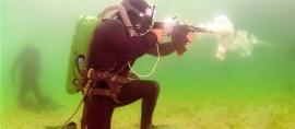 Keren, Pindad Ciptakan Senapan ini Untuk Perang di Bawah Air