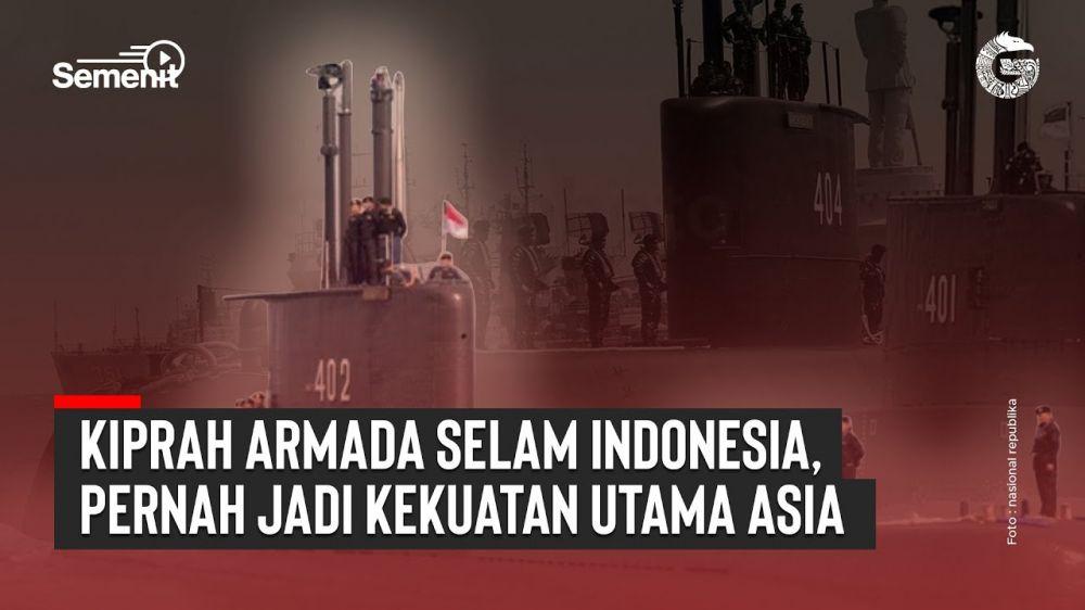 Kiprah Armada Selam Indonesia, Pernah Jadi Kekuatan Utama Asia | Good News From Indonesia
