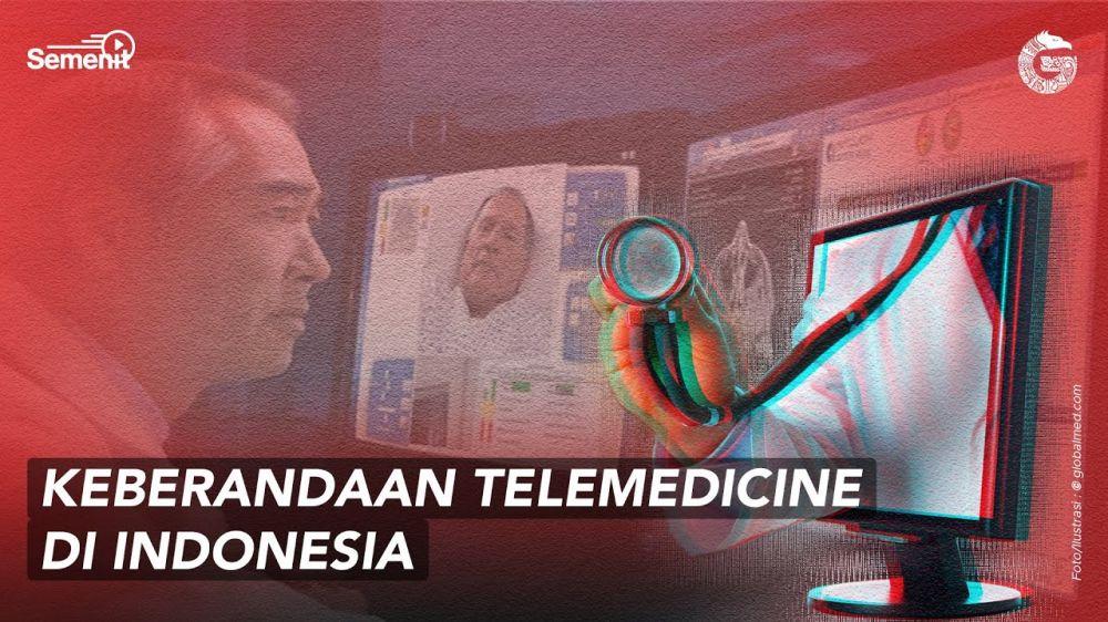 Layanan Kesehatan Berbasis Teknologi di Indonesia | Good News From Indonesia