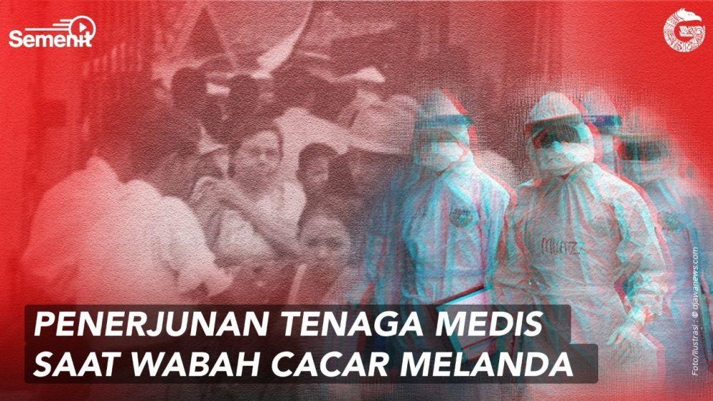 Peran Mantri Kesehatan Sukseskan Vaksinasi pada Masa Kolonial | Good News From Indonesia