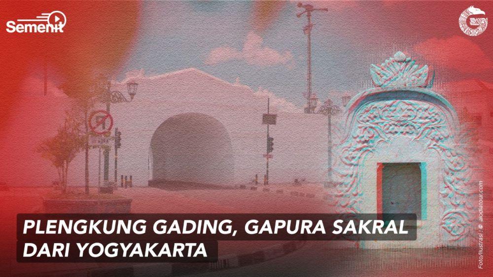 Plengkung Gading Yogyakarta, Gapura dengan Segudang Cerita | Good News From Indonesia