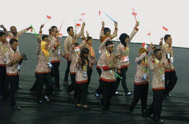 Asean Para Games 2014 Naypyitaw, Myanmar © Asian Paralympic Committee