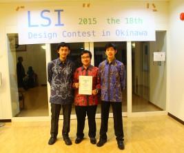 Tim Sangkuriang Figting Spirit Award