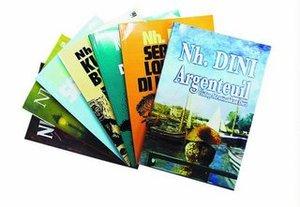 buku-buku karya NH Dini