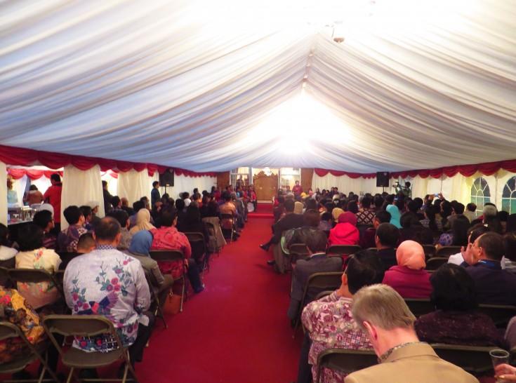 Temu Masyarakat bersama Wapres Jusuf Kalla (photo credit: Dorothy Ferary)