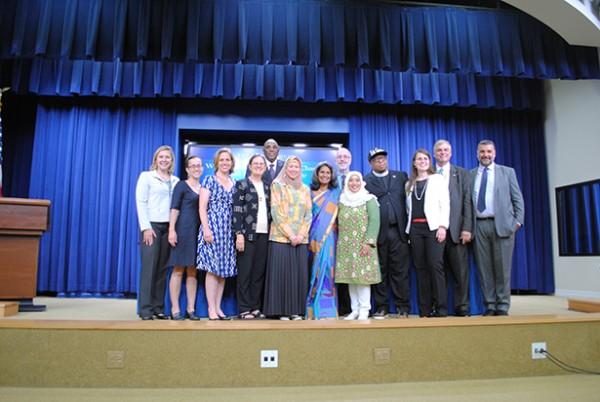 Nana Firman bersama para Champion of Change