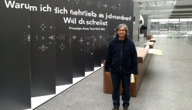 Arsitek Frankfurt book fair