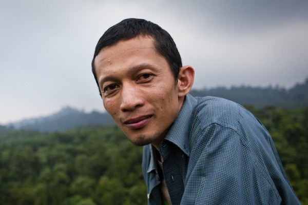 Rudi Putra (Foto: Lucy Wang / Inhabitat.com)