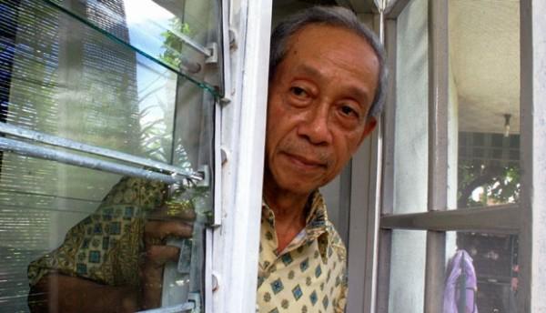Koesalah Soebagyo Toer (Foto: Ayu Sambong / Tempo)