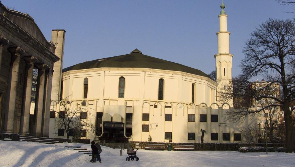 Masjid Brussels