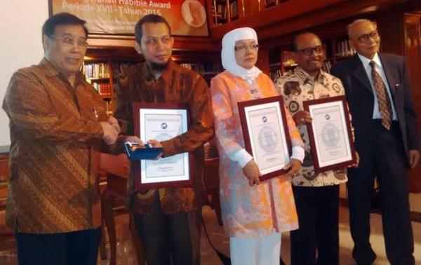 Habibie award 2015