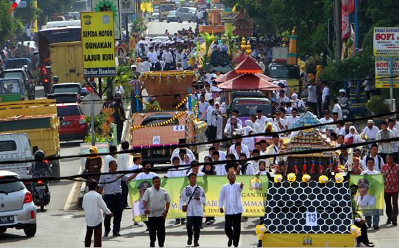 (Panjang Mulud, Foto : media.ikhram.com)