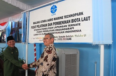 Techno Park Maluku Utara