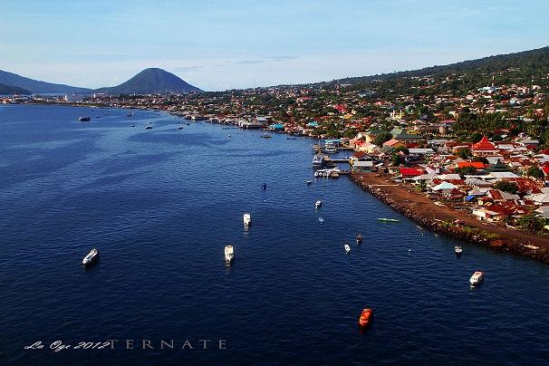 Ternate (Foto: Awaluddin Tahir / awaluddintahir.wordpress.com)