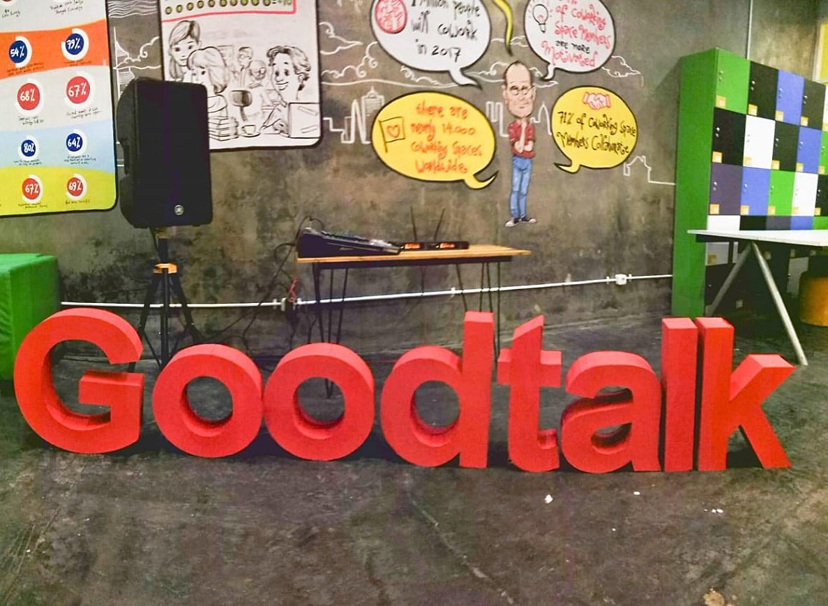 Good Talk Offline Session. 2