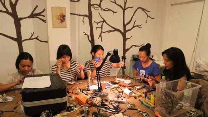 XXLab | Foto: jogja.tribunnews.com