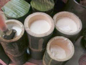 Dadih (Sumber: http://iaaslcundip.blogspot.co.id/2016/05/dadih-fermented-cows-milk-coming-from.html)