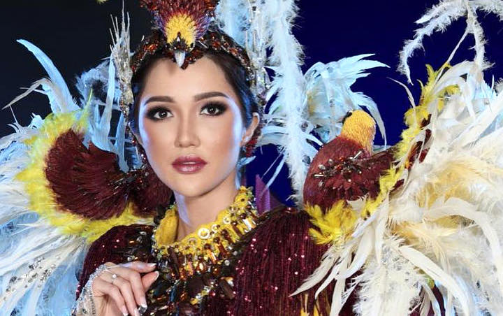 Sonia dan The Bird of Paradise | Foto: Miss Universe Organization