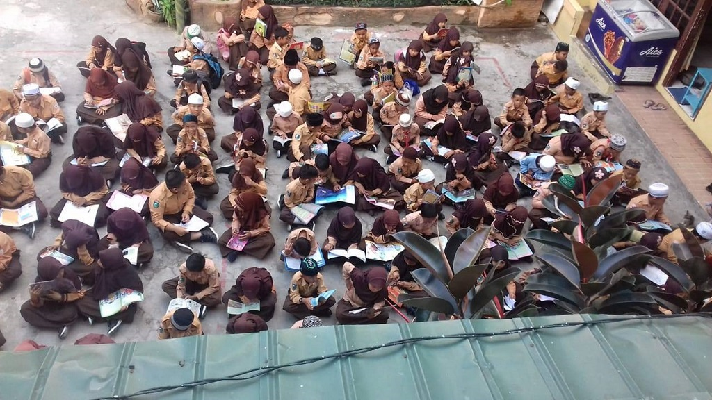 Madrasah Ibtidaiyah NU Balikpapan   Foto: Tanoto Foundation