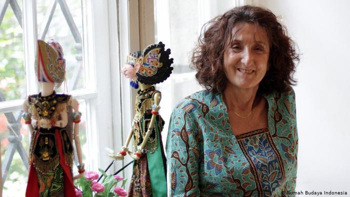 Laura Romano | Foto: Rumah Budaya Indonesia