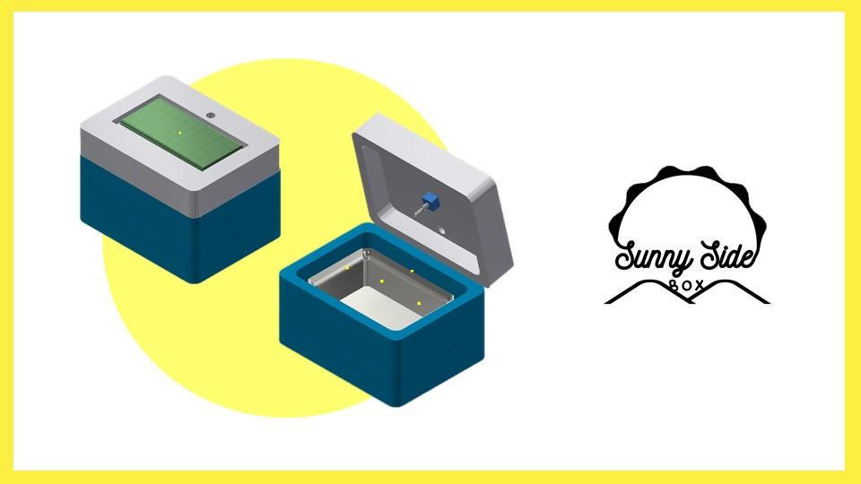 Desain Sunny Side Box | Foto: Humas dan KIP UI