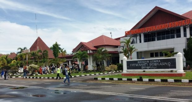 Bandara Fatmawati Soekarno di Bengkulu | Foto: potretbengkulu.com