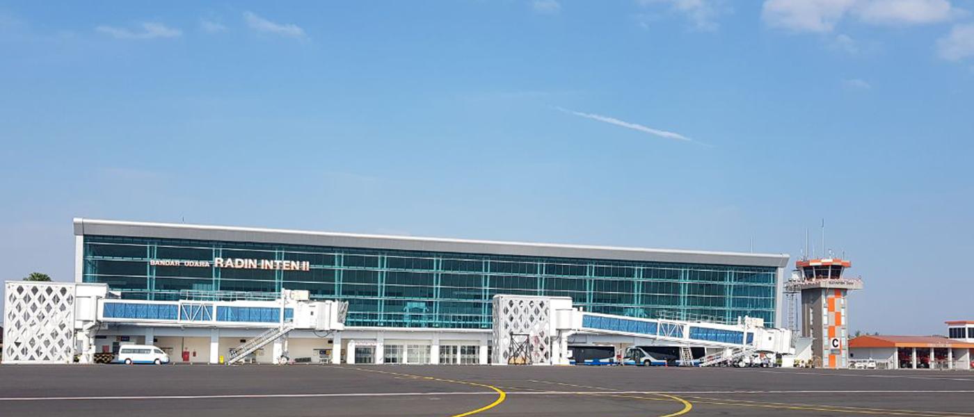 Bandara Radin Inten II di Lampung | Foto: radinintenairport.id