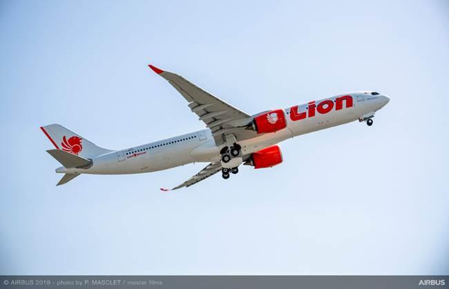 Lion Air A330-900NEO | Foto: Airbus