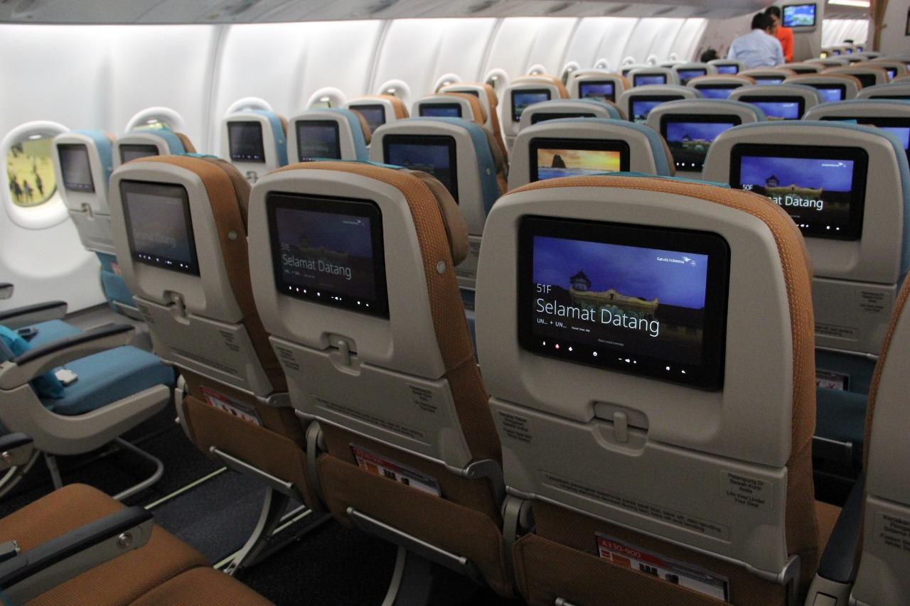 Fitur-fitur canggih tersemat di A330-900NEO Garuda Indonesia | Foto: Garuda Indonesia