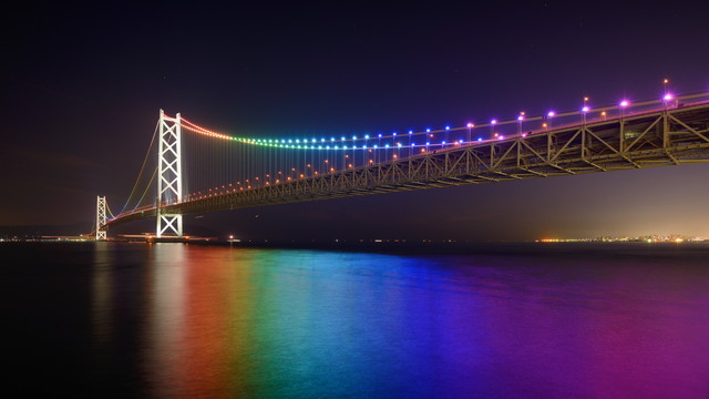 Jembatan Akashi-Kaikyo | Foto: Sean Pavone/Shutterstock.com