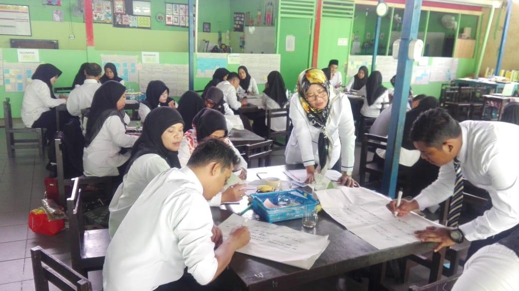 Suasana di pelatihan Program PINTAR | Foto: Tanoto Foundation