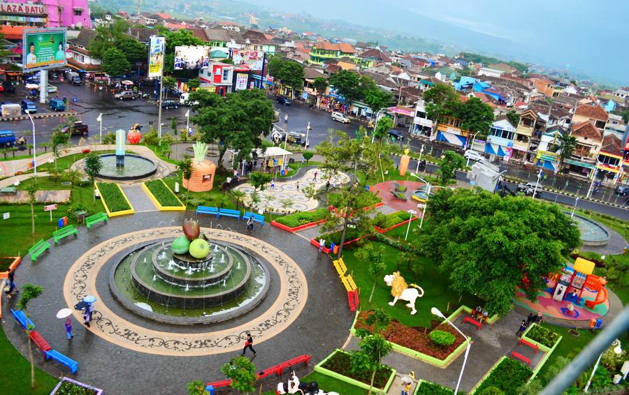 Alun-alun Batu | Foto: Ngalam.co
