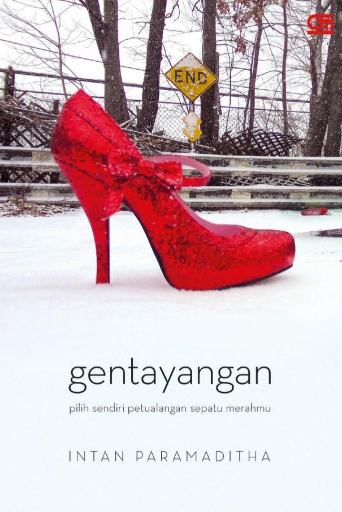 Kaver novel Gentayangan
