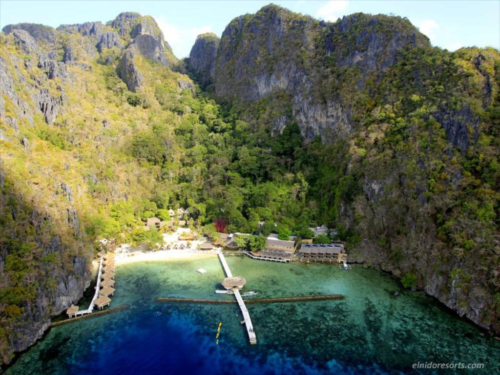 El Nido Resorts di Pulau Miniloc | Foto: Agoda