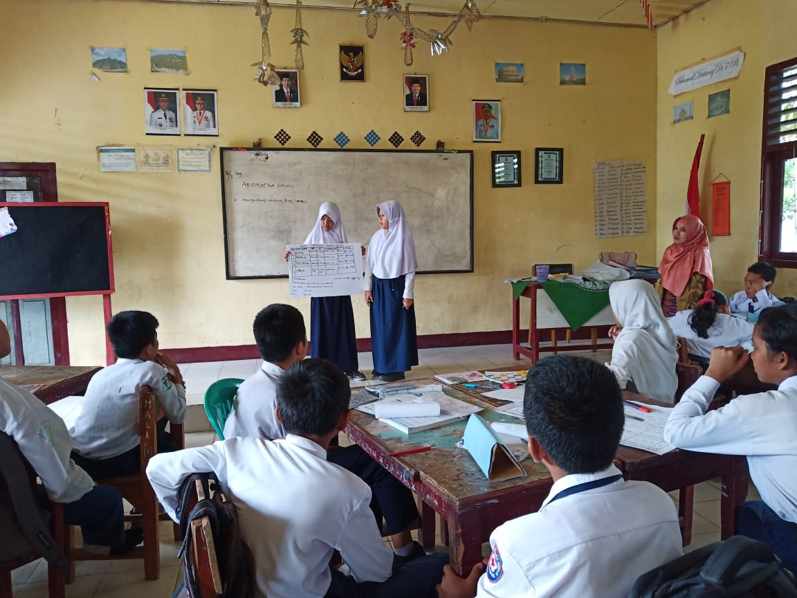 Suasana belajar dalam program Plan Do See | Foto: Tanoto Foundation