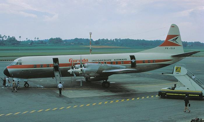Convair 990 milik Garuda Indonesia Airways | Foto: All About Plane