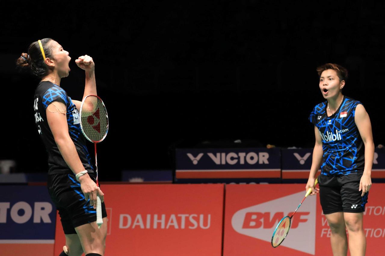 Greysia/Apriyani di Malaysia Masters 2019 | Foto: Sports Channel Indonesia