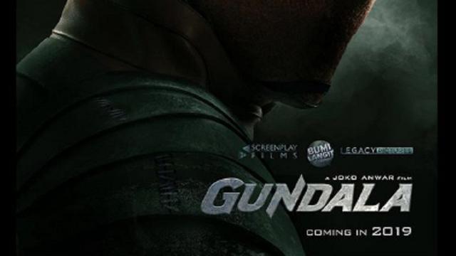 Poster film Gundala   Foto: Instagram Joko Anwar