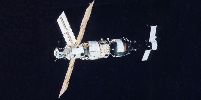 Satelit Palapa A1 | Foto: Merdeka.com