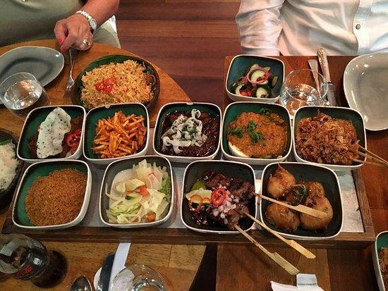 Menu di restoran Ron Gastrobar | Foto: Trip Advisor