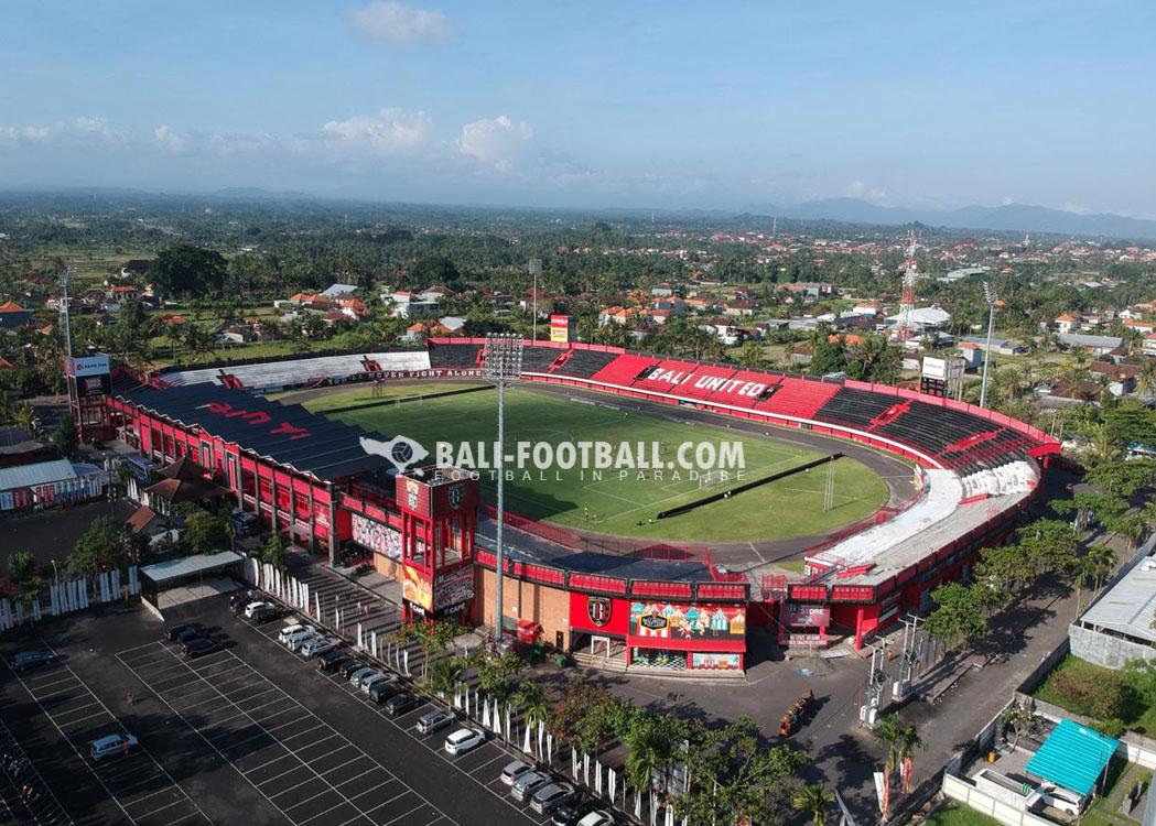 Stadion Dipta | Bali Football